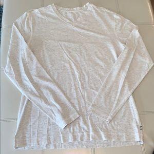 Lululemon 5 year basic long sleeve tee shirt